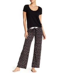 Pj Salvage - Vintage Finds Floral Trousers - Lyst