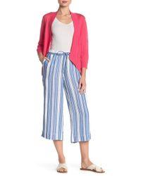Tommy Bahama - Playa Azul Stripe Easy Crop Pants - Lyst