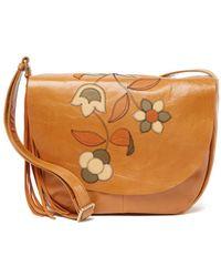 Hobo - Maverick Leather Crossbody Bag - Lyst