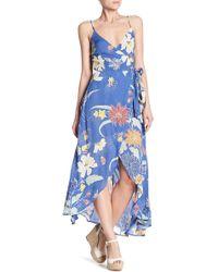 Cleobella - Owen Wrap Dress - Lyst