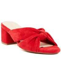 Bettye Muller - Floyd Block Heel Sandal - Lyst