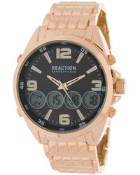 Kenneth Cole Reaction - Men's Analog/digital Bracelet Sport Watch, 50mm - Lyst