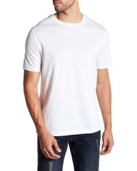 Vince - Knit Crew Tee - Lyst