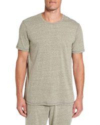 Daniel Buchler - Cotton Blend T-shirt - Lyst