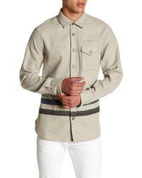 Jeremiah - Trenton Woven Shirt Jacket - Lyst