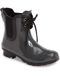 Roma - Waterproof Chelsea Rain Boot (women) - Lyst