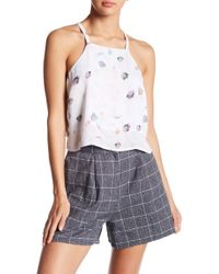 Native Youth | Water Paint Cami | Lyst