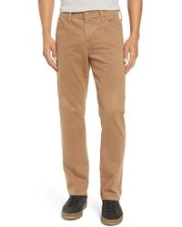 e376ebb06029a Lyst - AG Jeans Jeans Everett Sud Slim Straight Fit Pants for Men