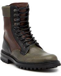 Rag & Bone - Spencer Leather Commando Boot - Lyst