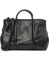 Kooba - Cameroon Leather Satchel Bag - Lyst