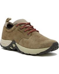 Merrell - Jungle Lace Ac+ Suede Trainer - Lyst