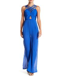 Wow Couture - Strappy Jumpsuit - Lyst