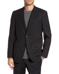 Theory - 'wellar New Tailor' Trim Fit Wool Blend Sport Coat - Lyst