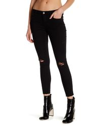 Articles of Society - Carly Release Cropped Hem Jeans - Lyst