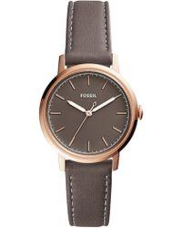 Fossil - Women's Neely Analog Quartz Watch, 34mm - Lyst