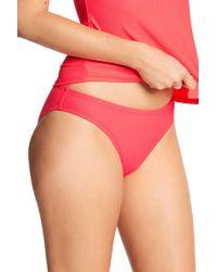 Nike - Bikini Bottoms - Lyst