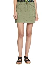 Sanctuary - Forward March Skirt - Lyst