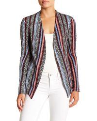 BCBGeneration - Striped Tuxedo Blazer - Lyst