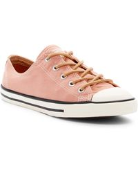Converse - Chuck Taylor(r) All Star(r) Dainty Sneaker (women) - Lyst