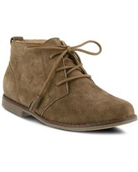 Spring Step - Morgana Suede Chukka Boot - Lyst