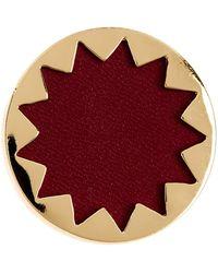 House of Harlow 1960 - Sunburst Leather Ring - Lyst