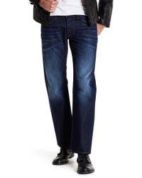 DIESEL - Larkee Straight Leg Regular Fit Jean - Lyst