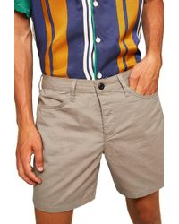 TOPMAN - Utility Chino Shorts - Lyst