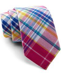 Original Penguin - Hooper Plaid Tie - Lyst