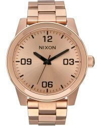 Nixon | Women's Gi Bracelet Watch, 36mm | Lyst