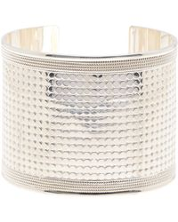 Anna Beck - Sterling Silver Large Cuff - Lyst