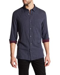 Vince - Double Weave Shirt - Lyst