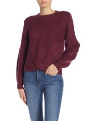 Joie - Stavan Metallic Detail Crewneck Sweater - Lyst