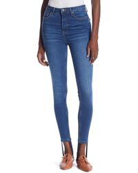Urban Outfitters - Skinny Stirrup Jeans - Lyst
