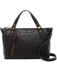 UGG - Jenna Cow Leather Satchel - Lyst
