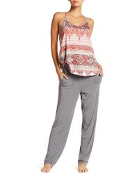 Midnight By Carole Hochman - Lounge Joggers - Lyst