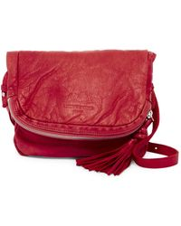 Liebeskind Berlin | Suzuka Double-dyed Leather Crossbody | Lyst