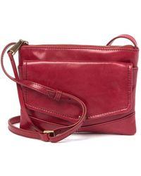 Hobo - Amble Leather Crossbody Bag - Lyst
