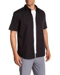 Volcom - Everett Classic Fit Shirt - Lyst