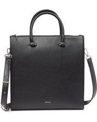 Matt & Nat - Hilton Vegan Leather Handbag - Lyst