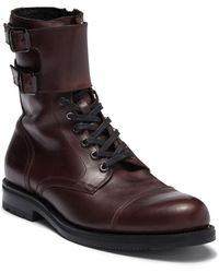 Frye - Officer Cuff Boot - Lyst