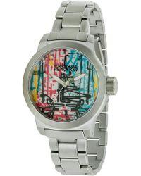 Kenneth Cole Reaction - Men's Analog Quartz Bracelet Watch, 48mm - Lyst