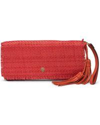 Lyst - Tommy Bahama 100% Burnished Leather Travel Kit Toiletry Bag ... ba841aa882e53