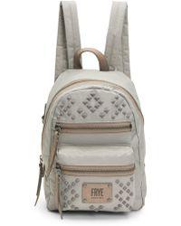 Frye - Ivy Studded Backpack - Lyst