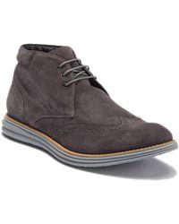 Bugatchi - Garda Lace-up Boot - Lyst