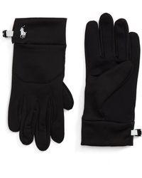 Polo Ralph Lauren - Classic Sport Tech Gloves - Lyst