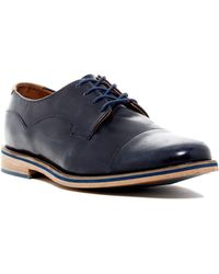 J SHOES - Indi Cap Toe Derby - Lyst