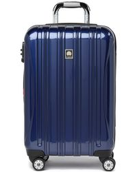"Delsey - 20"" Helium Aero Carry-on Expandable Spinner - Lyst"