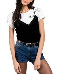 Volcom - Velour You In Camisole - Lyst