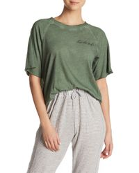 Good Hyouman - Be Kind Embroidered Tee - Lyst