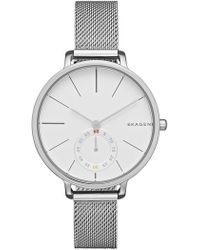 Skagen - Women's Hagen Bracelet Watch - Lyst